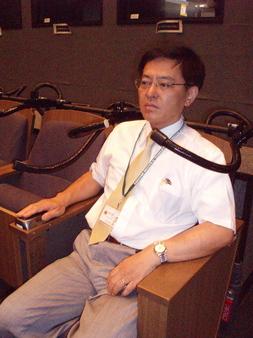 感動デザイン工学研究所 所長 神宮 英夫教授