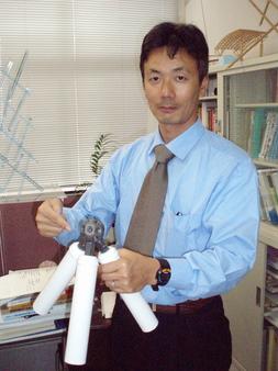 建築学科 西村 督 准教授
