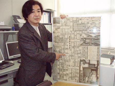 建築デザイン学科 蜂谷 俊雄 教授