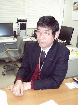 歴史の重要性を指摘する竹島教授