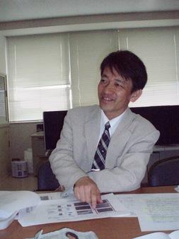 応用化学科 大澤 敏(おおさわ さとし) 教授