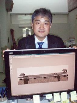 これからはリモセン技術の都市への応用と語る徳永教授
