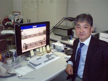環境土木工学科 徳永 光晴 教授