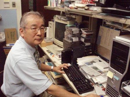 建築デザイン学科 増田 達男 教授