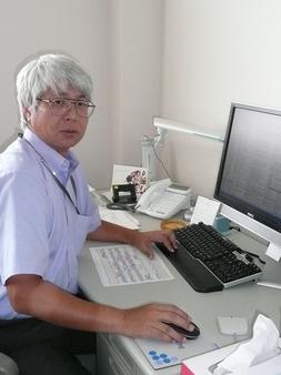情報工学科 五十嵐 寛(ゆたか) 教授