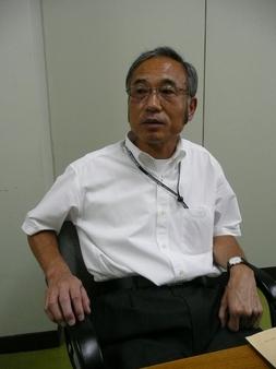 機械工学科 矢島 善次郎 教授