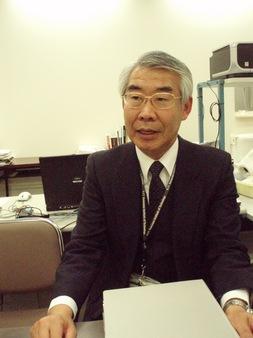 経営情報学科 鈴木 康允(すずき やすみつ)教授