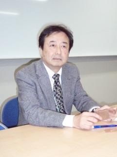 金沢工業大学 副学長 山部 昌(ヤマベ・マサシ) 教授