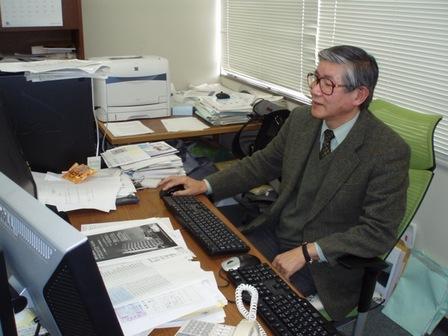 ロボティクス学科 南戸 秀仁(なんと ひでひと)教授