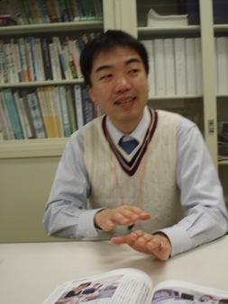 心理情報学科 伊丸岡 俊秀 准教授