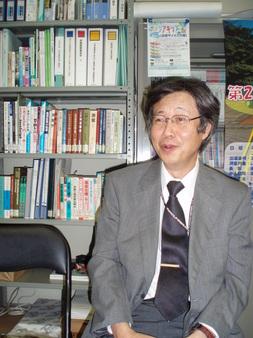 環境土木工学科 鹿田 正昭 教授