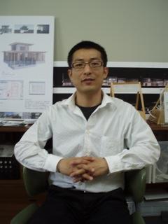 建築デザイン学科 下川 雄一 准教授