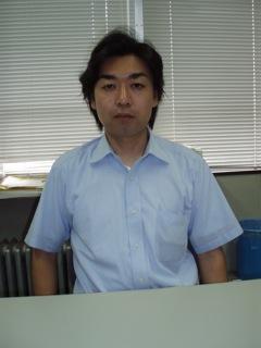 ロボティクス学科 河合 宏之 准教授