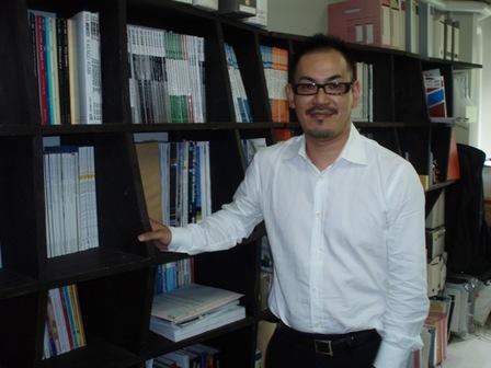 建築デザイン学科 宮下 智裕 准教授