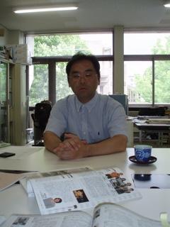 建築デザイン学科 山崎 幹泰(やまざき みきひろ)准教授