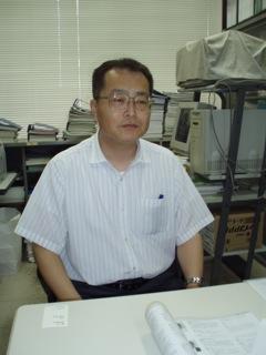 機械工学科 中田 政之 教授