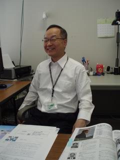 メディア情報学科 鎌田 洋(かまだ ひろし) 教授