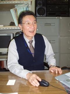 電気電子工学科 花岡 良一 教授