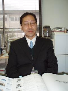 電子情報通信工学科 會澤 康治(あいざわ こうじ)教授