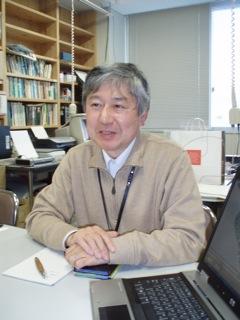 建築学科 永野 紳一郎 教授
