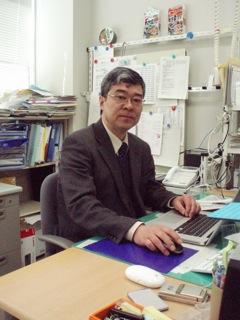 応用バイオ学科 小田 忍 教授