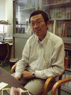 電子情報通信工学科 伊東 健治 教授