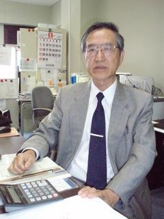 環境土木工学科 岸井 徳雄(きしい とくお)教授