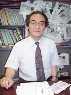 電気電子工学科 平間 淳司(ひらま じゅんじ)教授