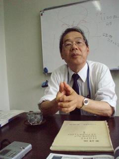 電気電子工学科 小原 健司(おはら たけし)教授