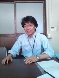電気電子工学科 井田 次郎 教授