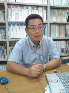 機械工学科 加藤 秀治 教授