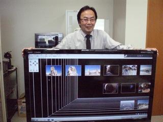 「自分がユーザーになれるテーマを」と長田教授