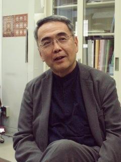 建築デザイン学科 円満 隆平(えんまん りゅうへい)教授