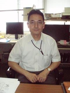 電子情報通信工学科 野口 啓介 教授