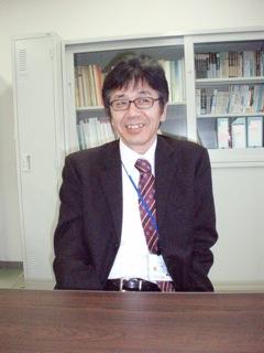 電気電子工学科 山口 敦史 教授
