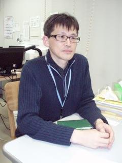 心理情報学科 田中 吉史 准教授