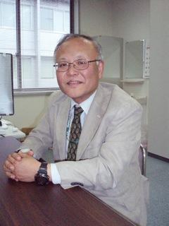 経営情報学科 熊井 泰明(くまい やすあき) 教授