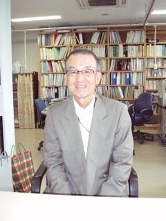 環境土木工学科 川村 國夫 教授