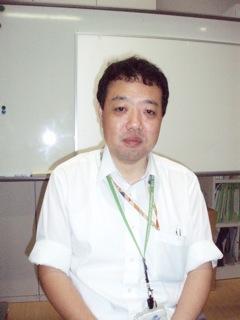 メディア情報学科 山岸 芳夫 准教授