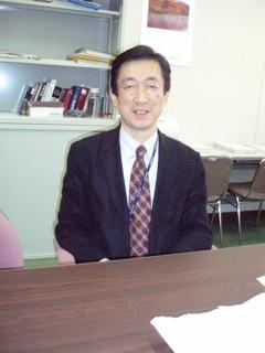 航空システム工学科 小栗 和幸 教授