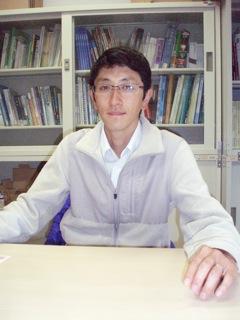 建築学科 円井 基史(まるい もとふみ)准教授