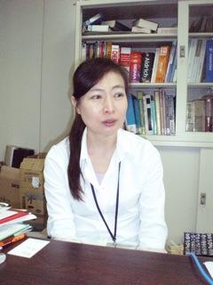 応用バイオ学科 坂本 香織 准教授