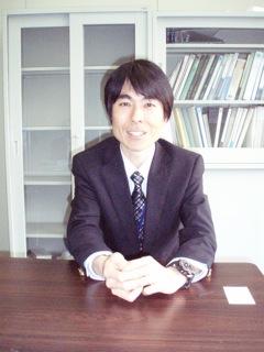航空システム工学科 赤坂 剛史 講師