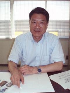 電気電子工学科 宮城 克徳 教授