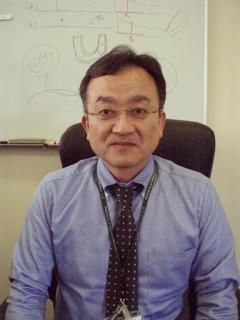 機械工学科 森本 喜隆 教授