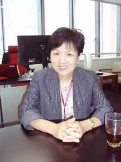 経営情報学科 大砂 雅子 教授