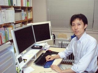 「ヒトに興味があるので心理学を専攻した」という石川先生