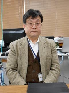 機械工学科 十河 憲夫(ソゴウ ノリオ)教授