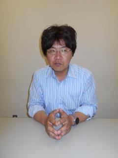 機械工学科 瀬川 明夫 准教授