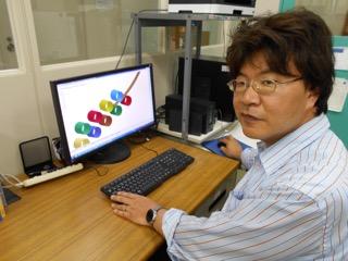 瀬川先生はパソコンも自作